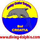 Diving center DOLPHIN, BOL- BRAC