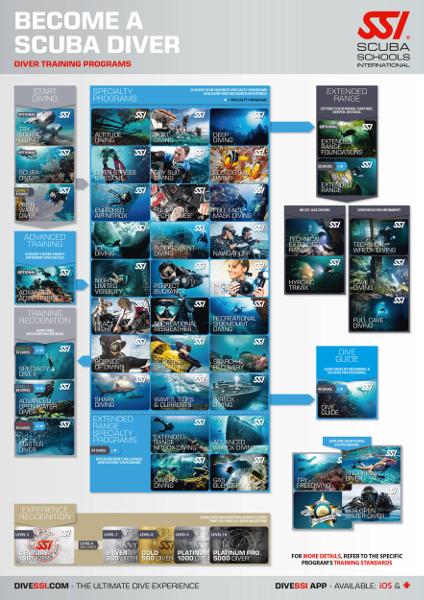 diveSSI Image: Poster_Diver