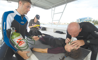 diveSSI Image: FirstAid
