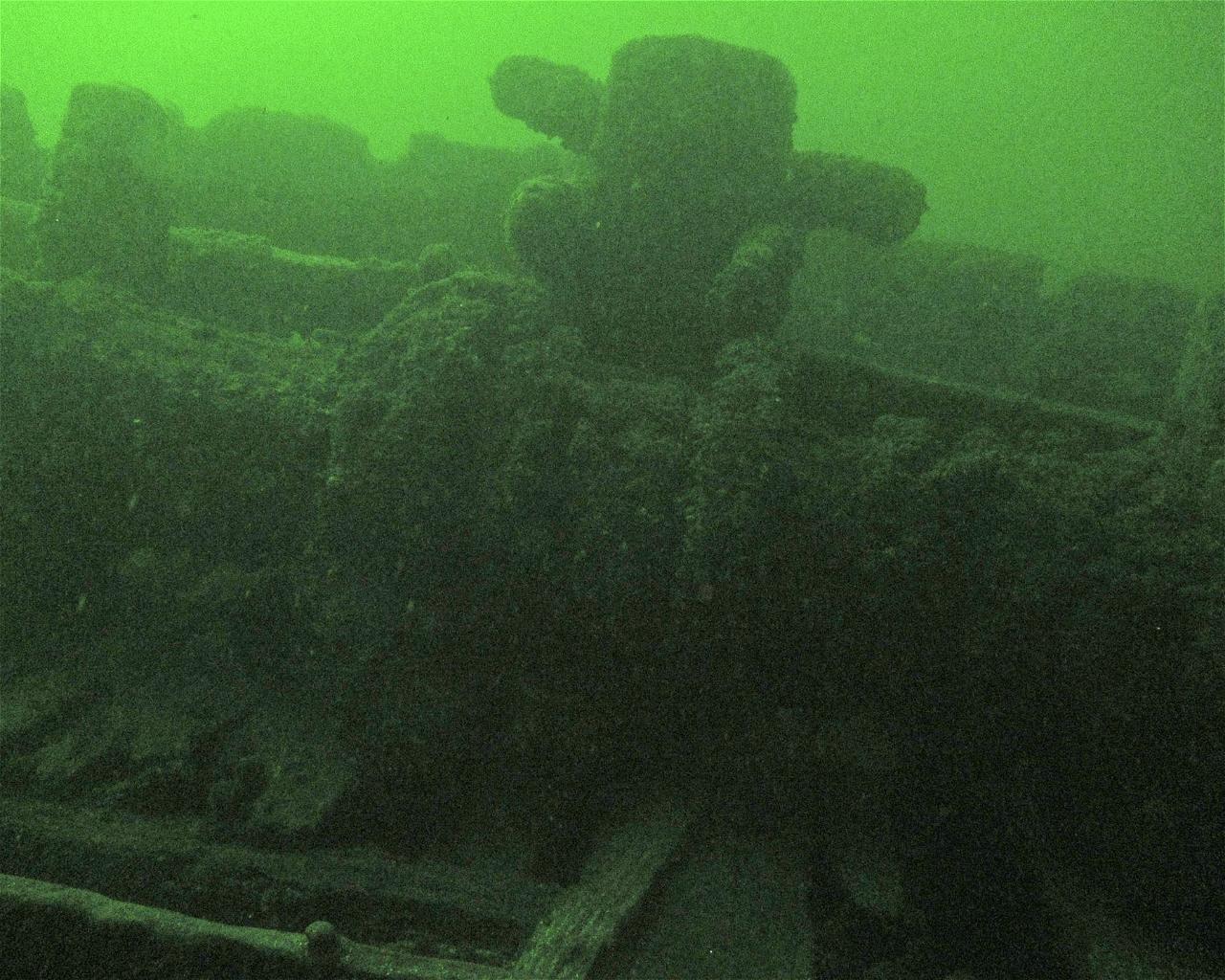 A.E. Vickery (Wreck)