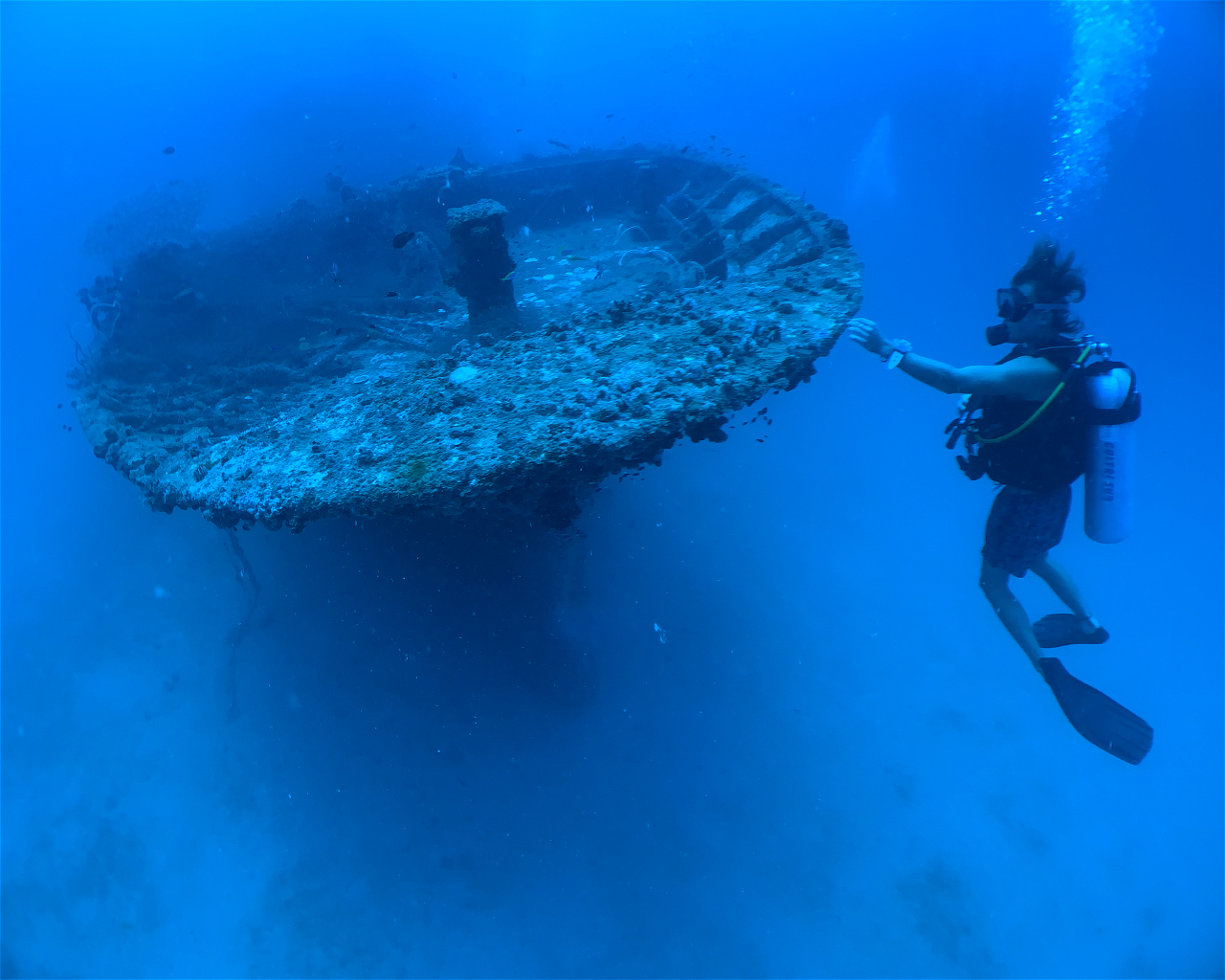 Aldebaran Wreck