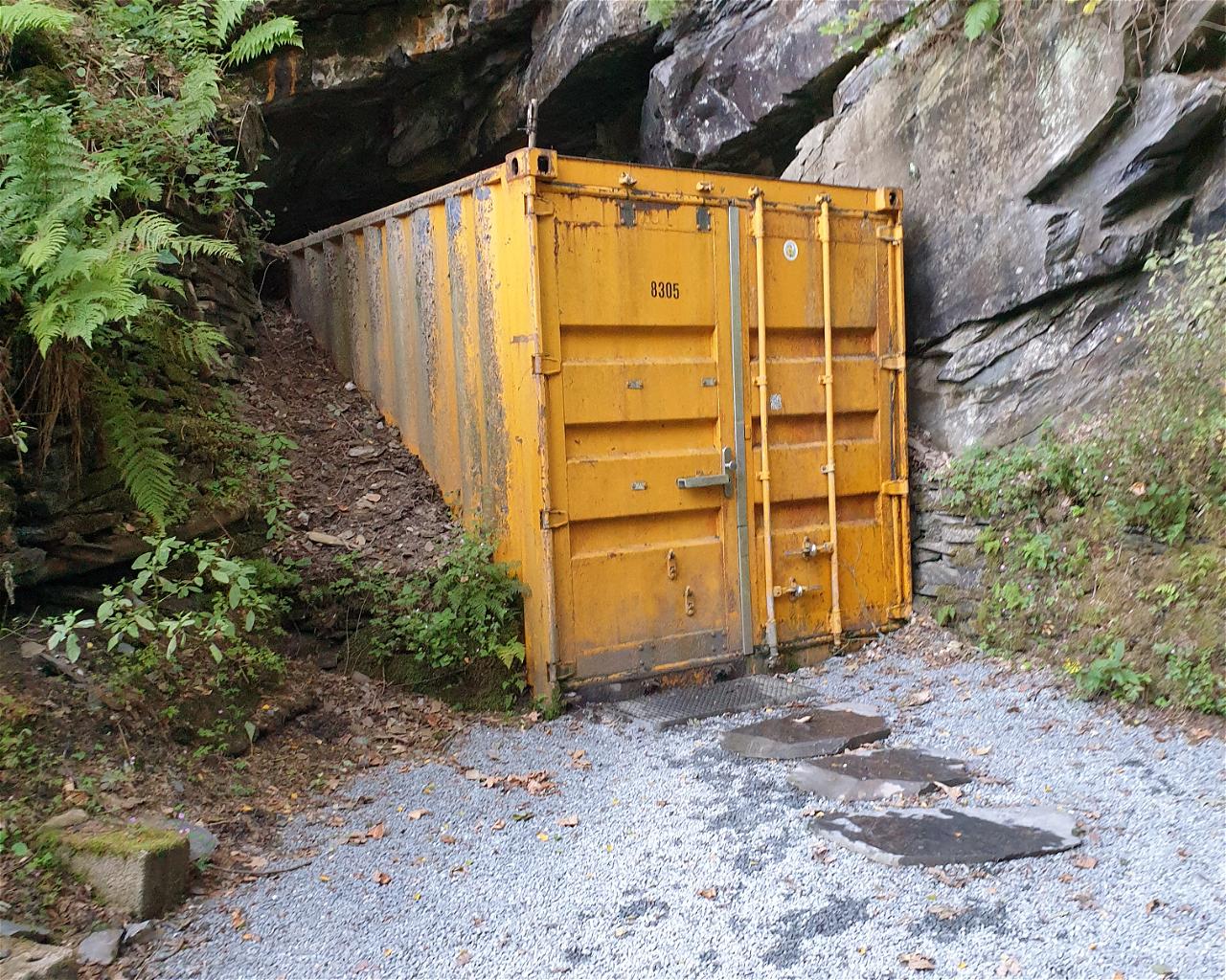 Bergwerk Nuttlar
