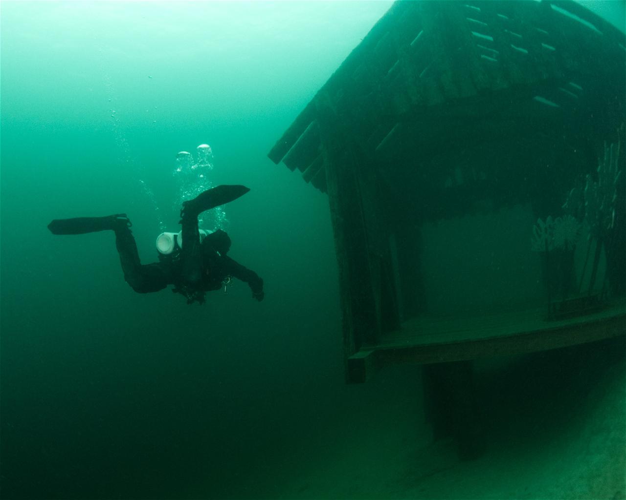 Segelboot Dixi