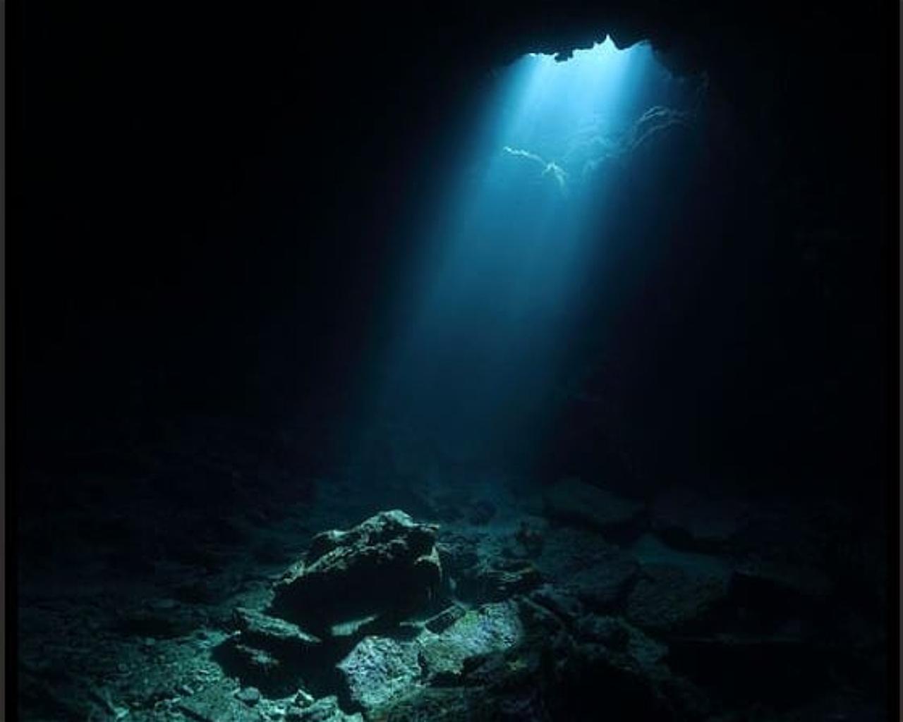 Bubble Cave