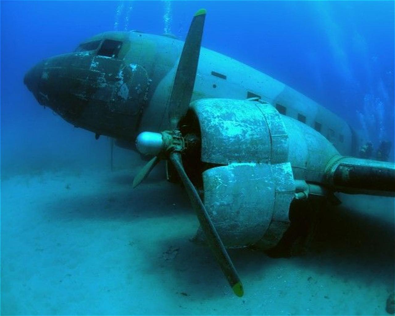 C-47 Dakota (Wreck)