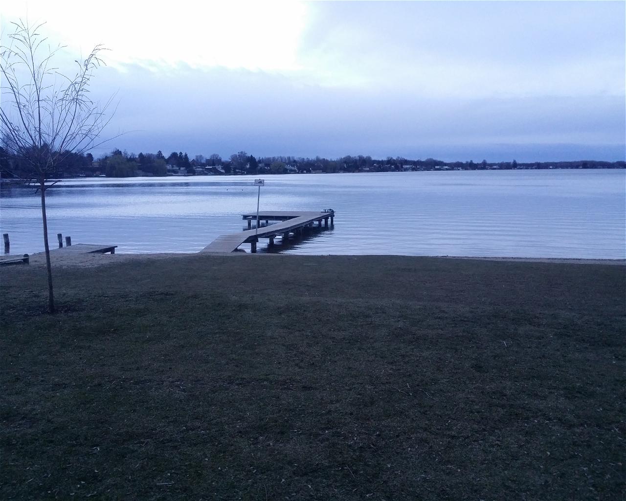 Neufelder See Südrunde
