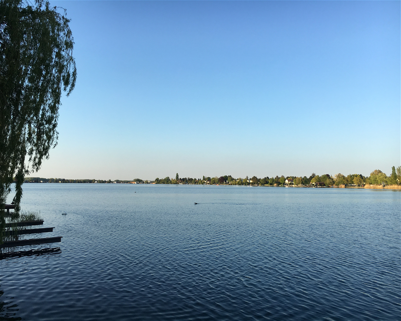 Neufelder See Nordrunde