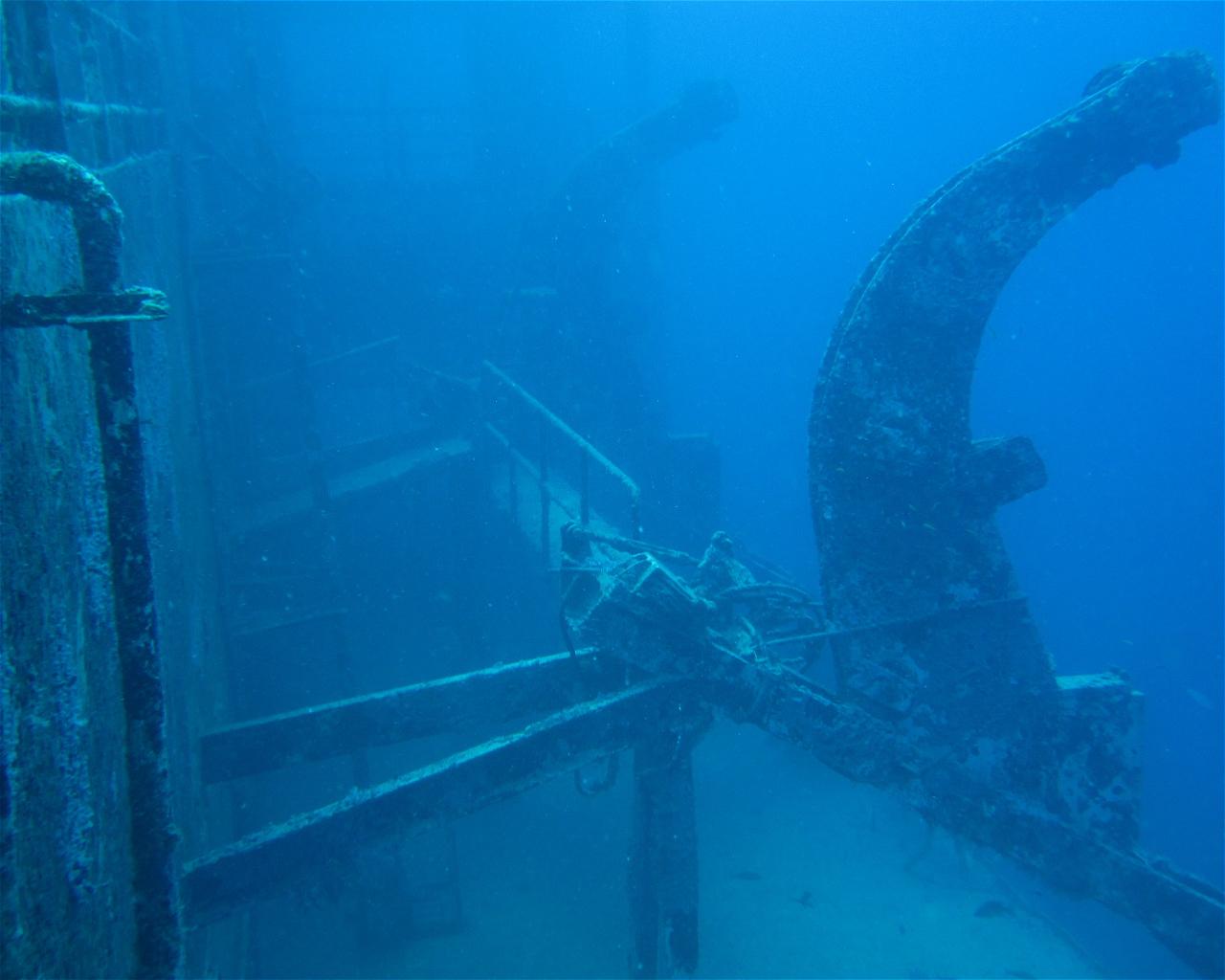USS Vandenberg (Wreck)