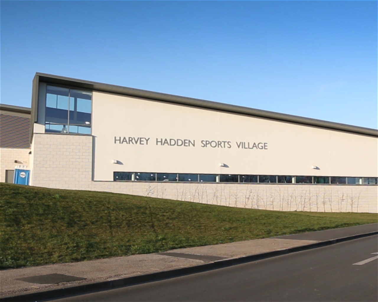 Harvey Hadden Sports Village Pool