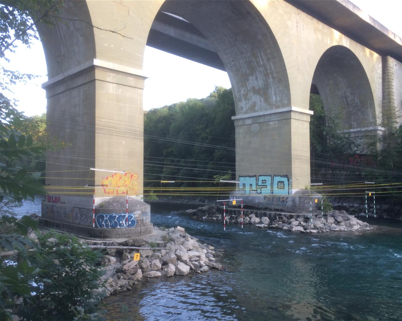 Tiefenau Brücke Worblaufen