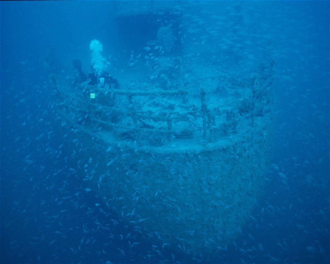 El Marmoler (Wreck)