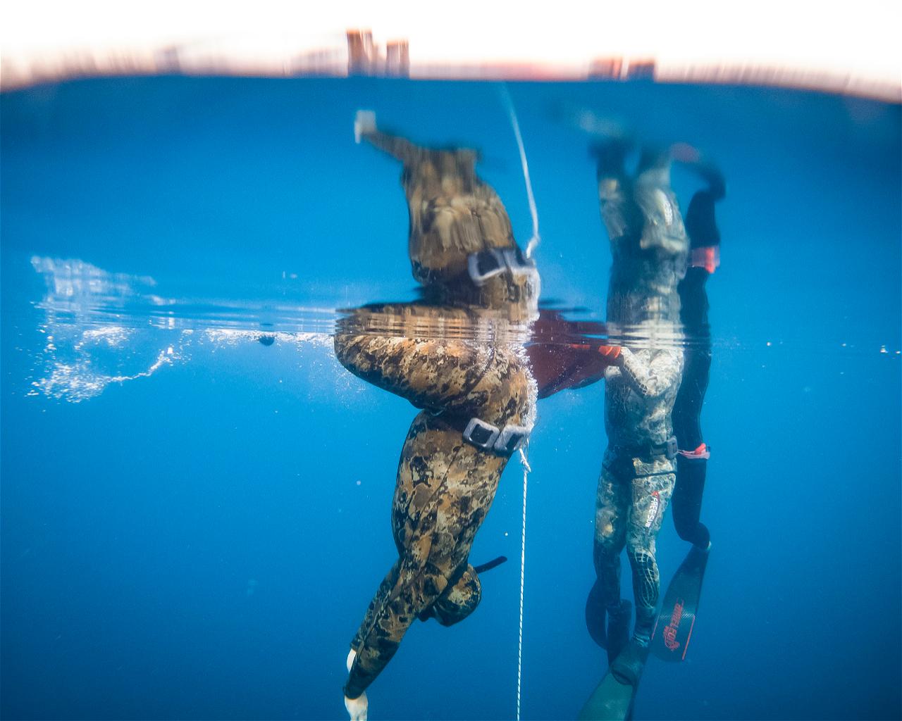 Medfish OW - 30m