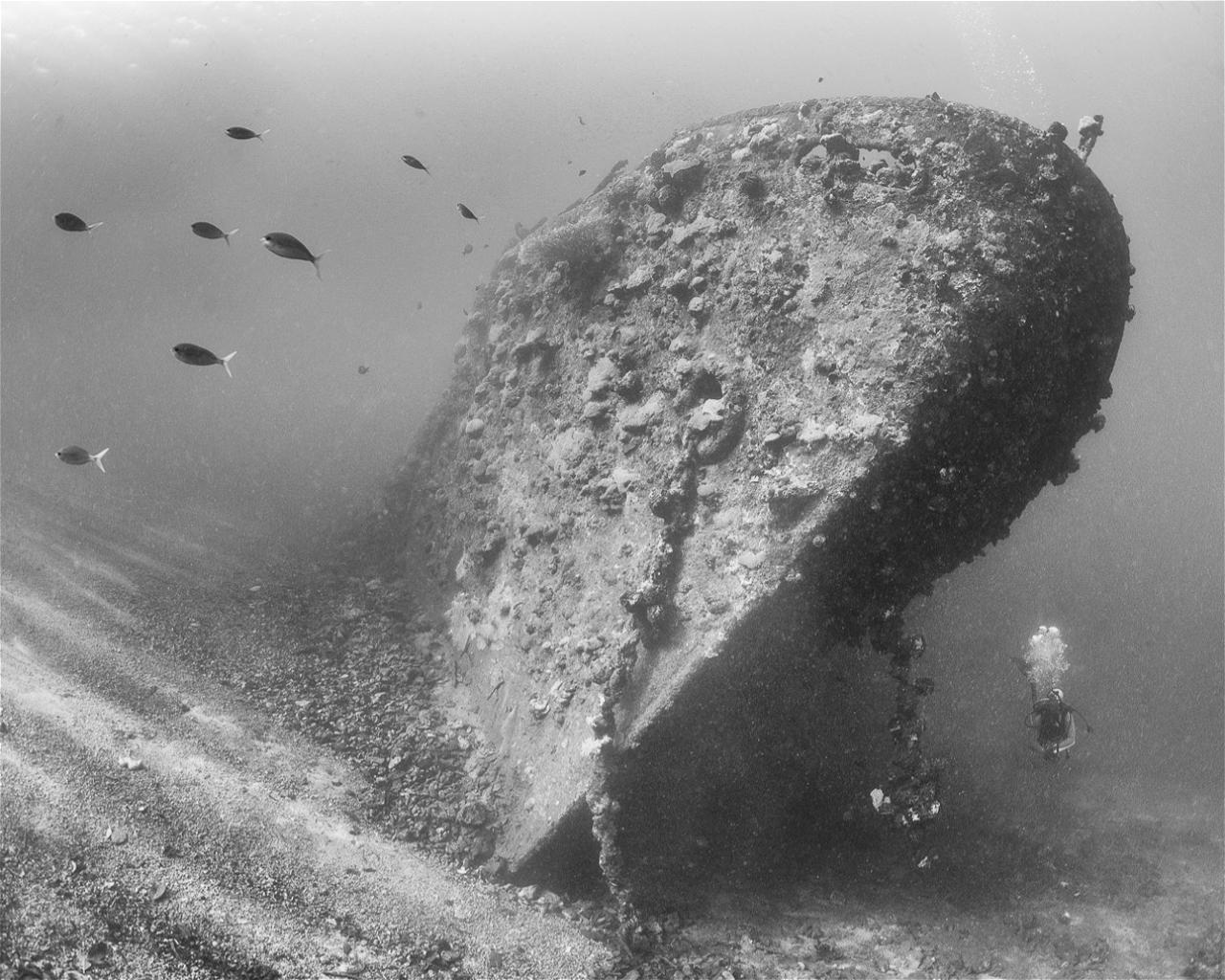 Kashi Maru (Wreck)