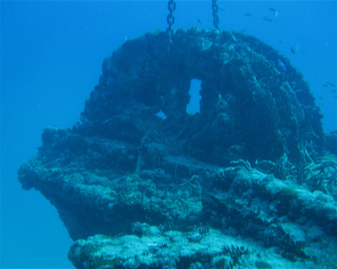 Cayman Salvager (Wreck)