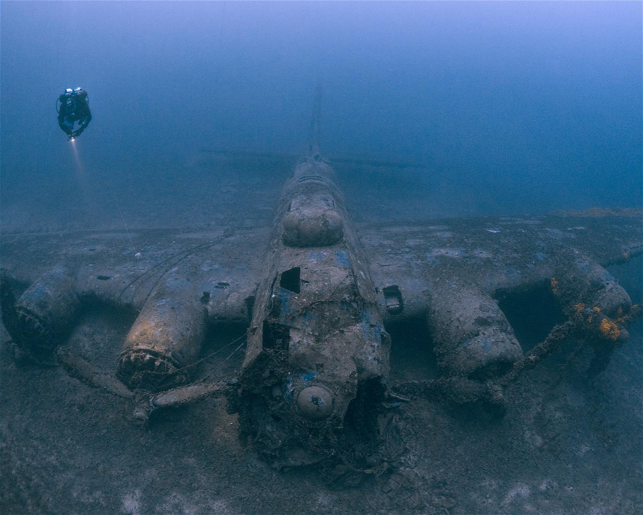 B-17 (Wreck)