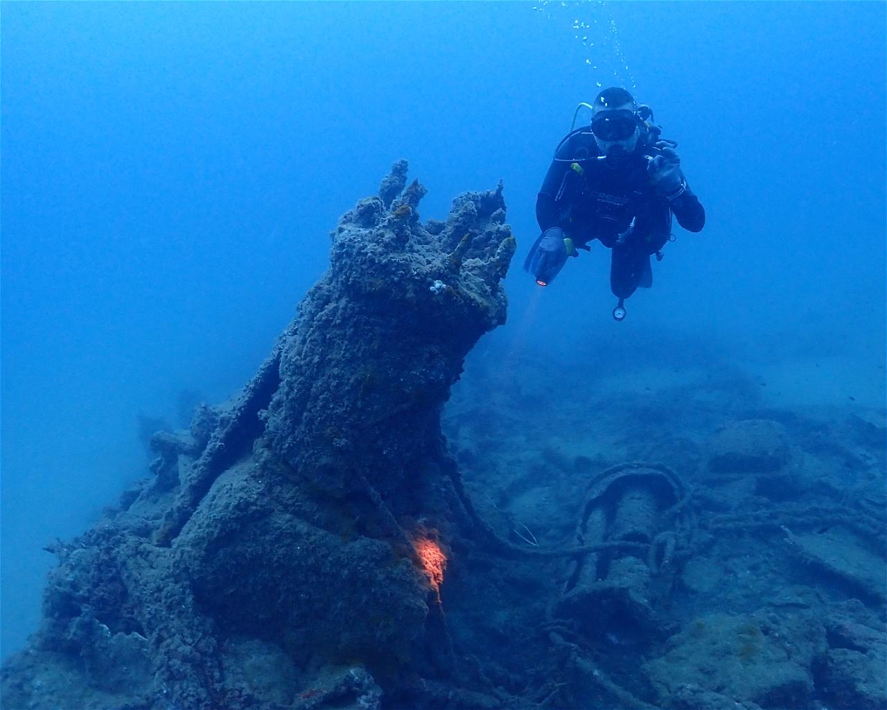 El Vapor (Wreck)