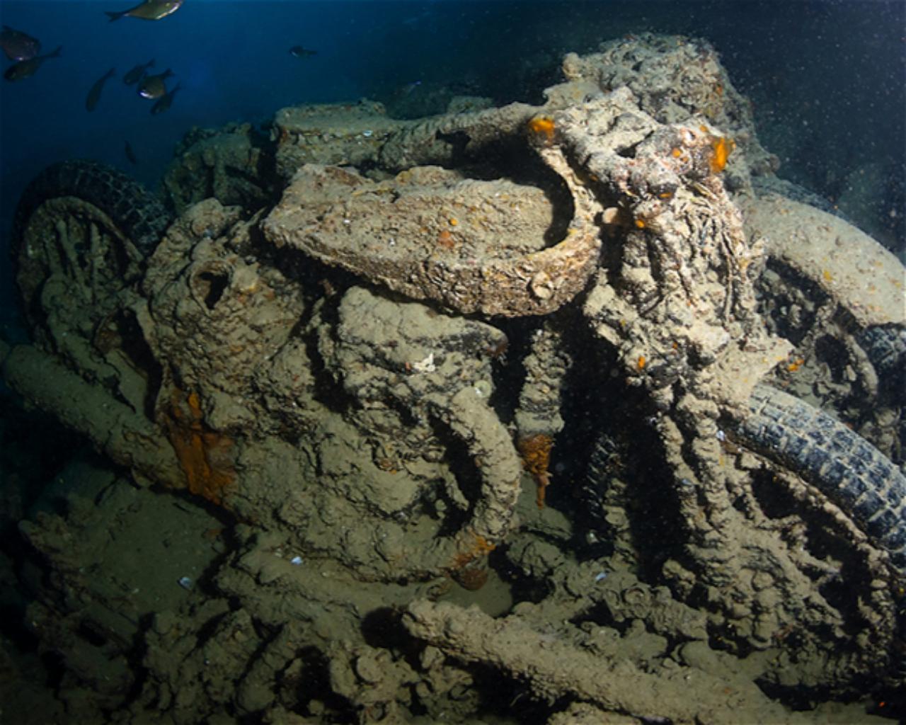 SS Thistlegorm (Wreck)