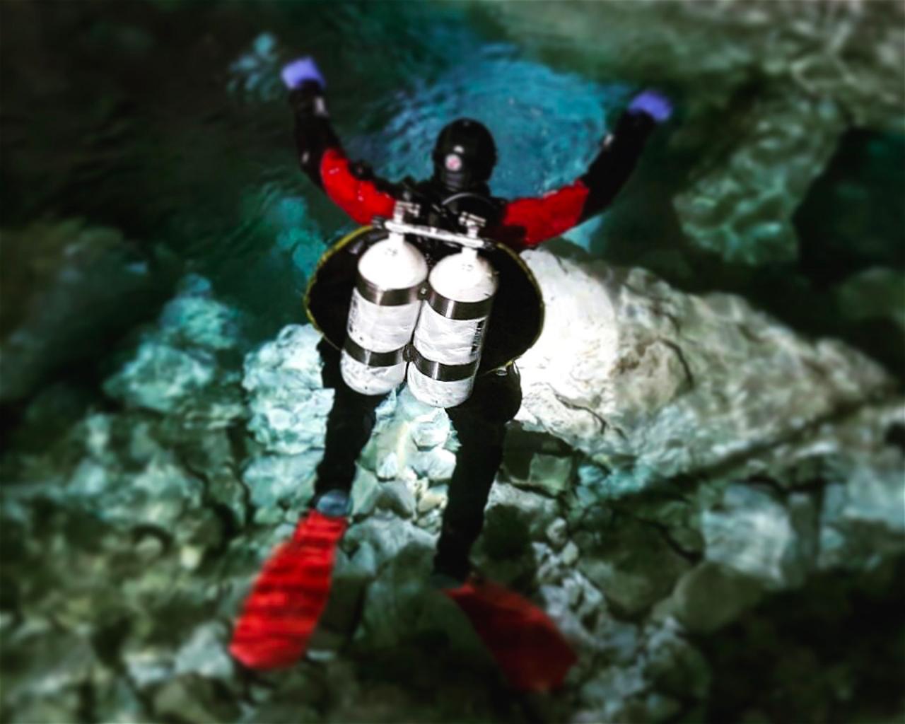 Orda Cave Ординская пещера